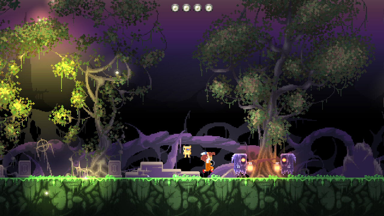 Chronicles of Teddy Harmony of Exidus Review Screenshot 1