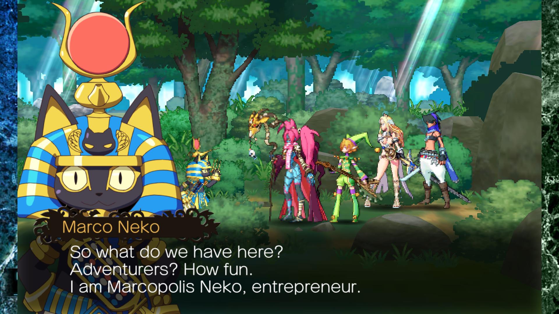Code of Princess Review Screenshot 2
