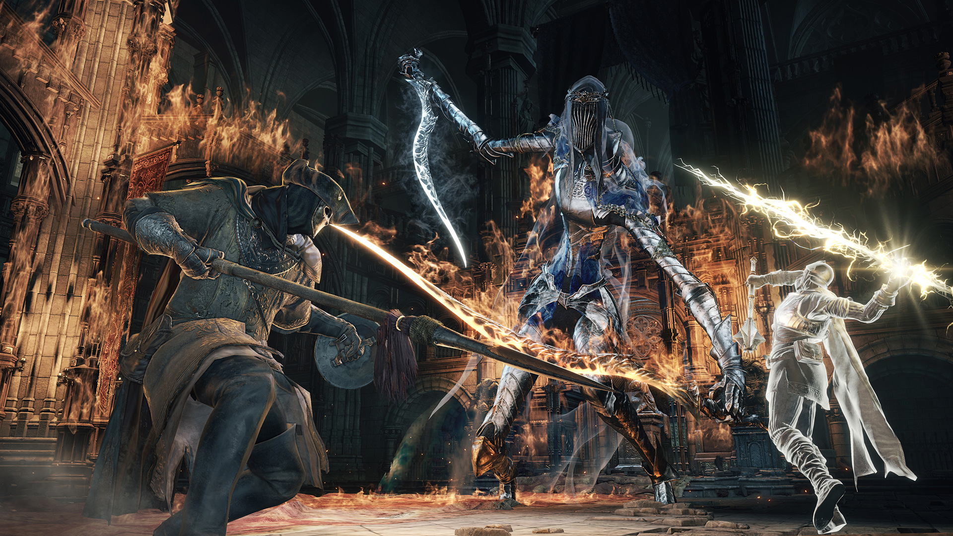 Dark Souls III Review Screenshot 2