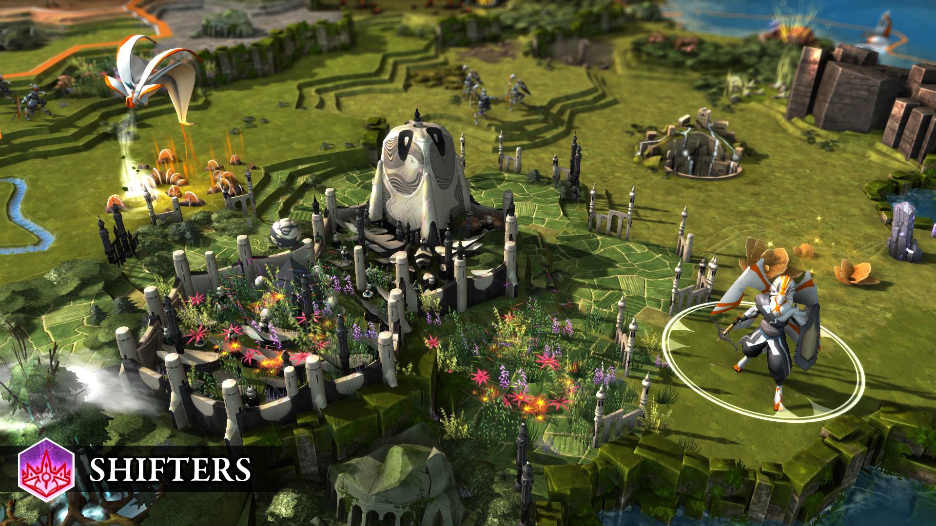 Endless Legend Shifters Review Screenshot 1