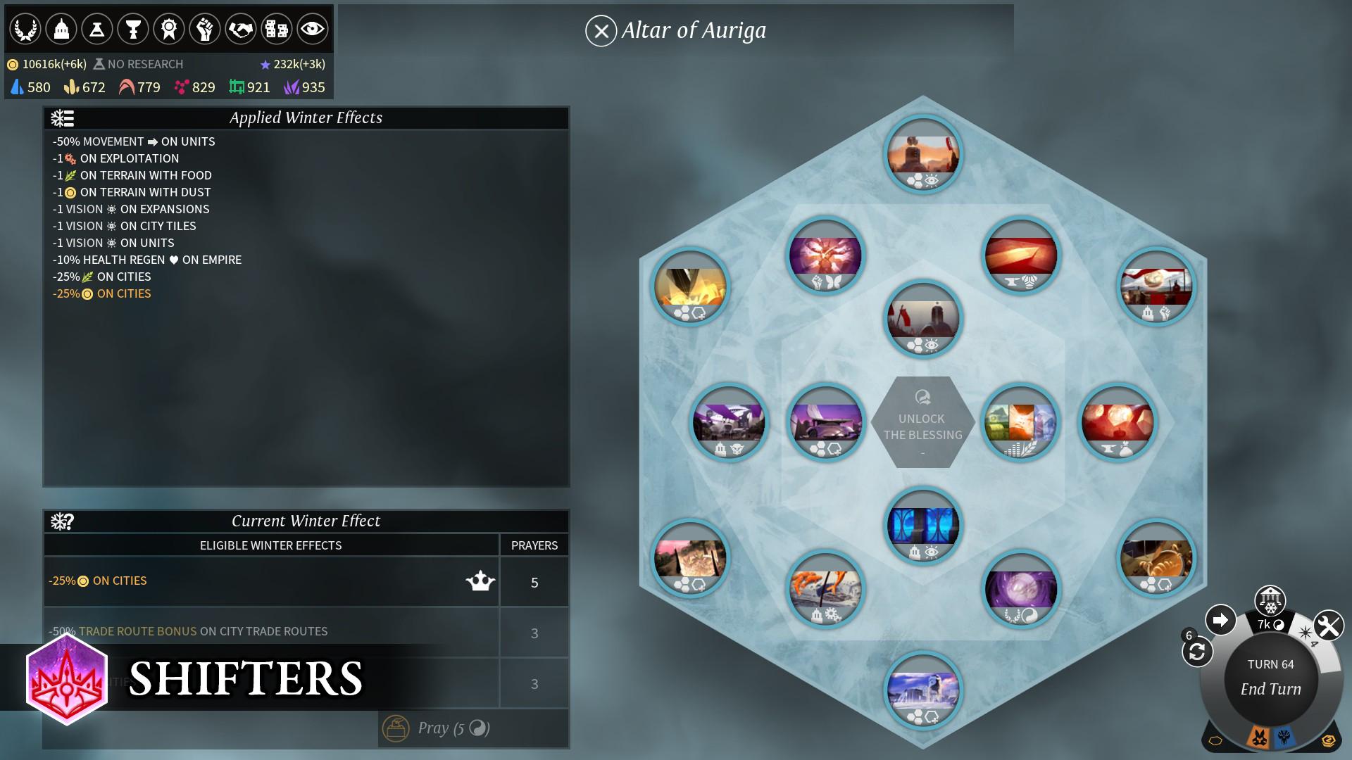 Endless Legend Shifters Review Screenshot 2