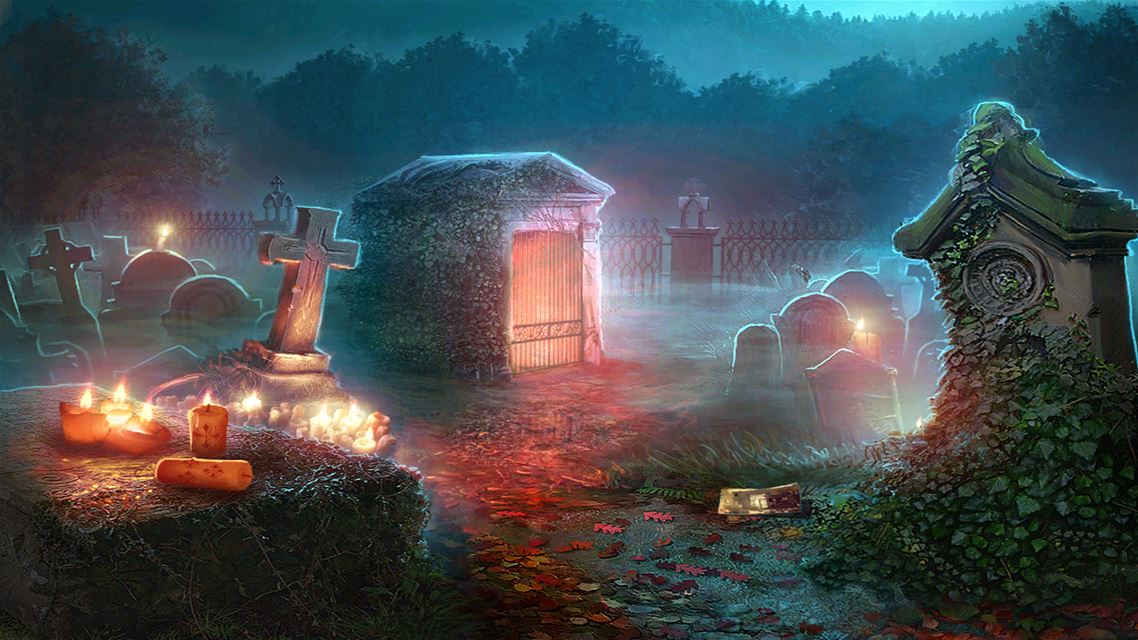 Enigmatis The Ghosts of Maple Creek Review Screenshot 1