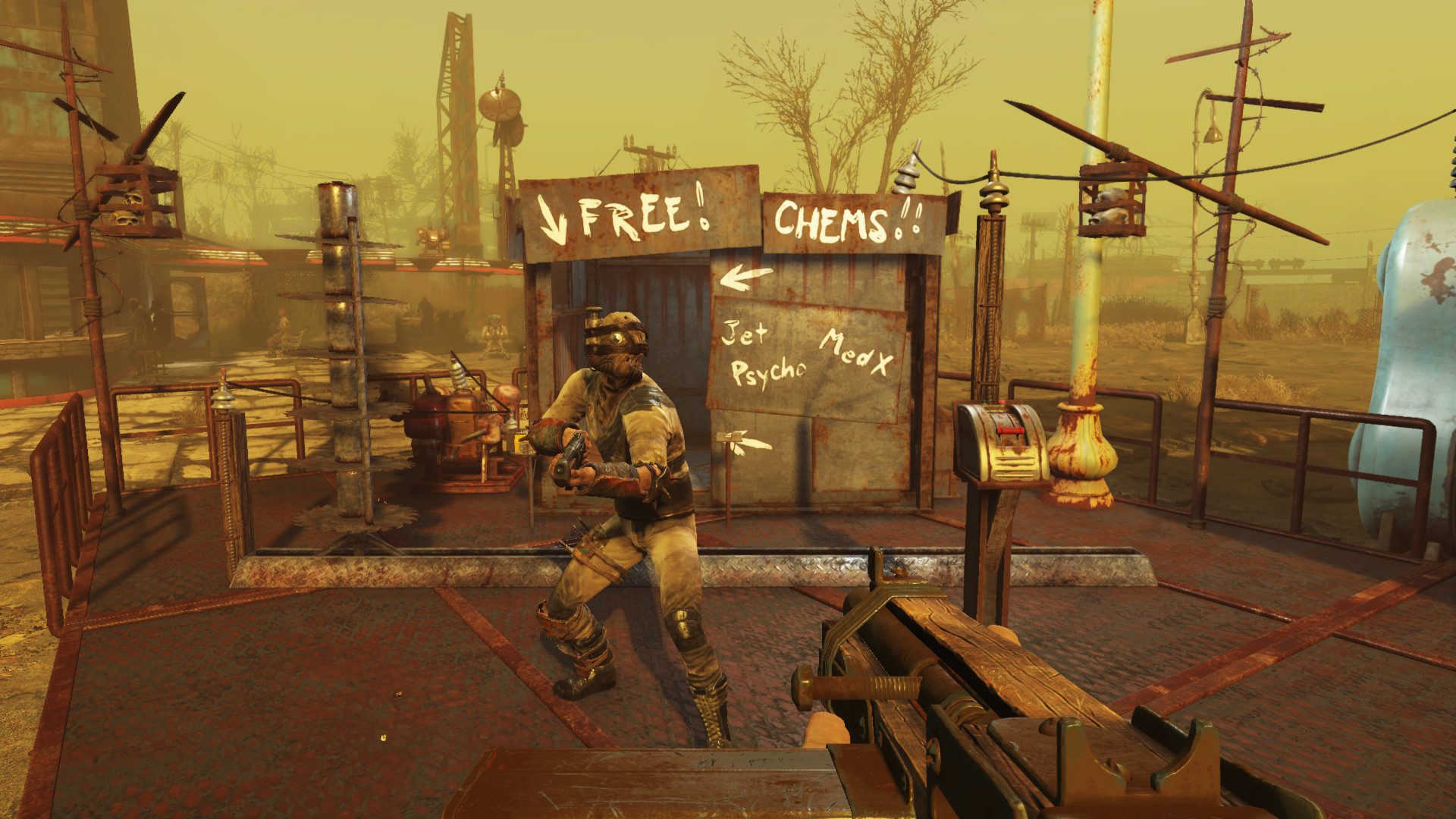 Fallout 4 Wasteland Workshop Review Screenshot 2