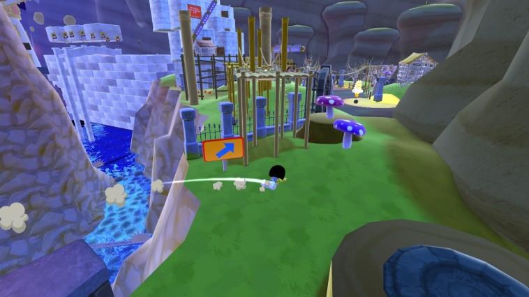 FreezeME Wii U Game Review Screenshot 2