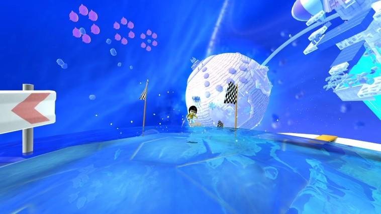 FreezeME Wii U Game Review Screenshot 3