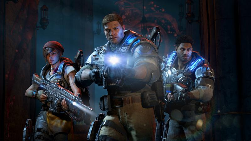 Gears of War 4 Multiplayer Preview Screenshot 1