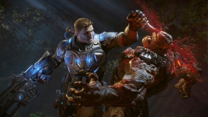 Gears of War 4 Multiplayer Preview Screenshot 2