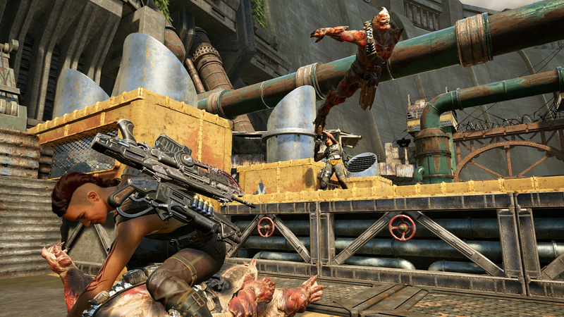 Gears of War 4 Multiplayer Preview Screenshot 3