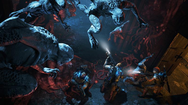 Gears of War 4 Multiplayer Preview Screenshot 4