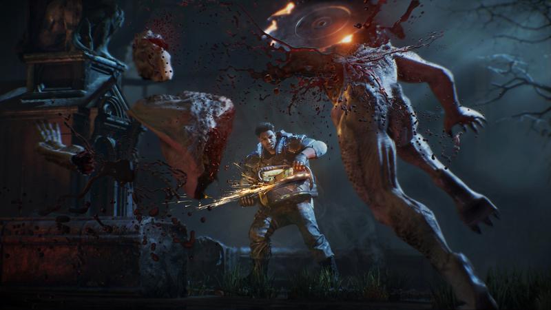 Gears of War 4 Multiplayer Preview Screenshot 5