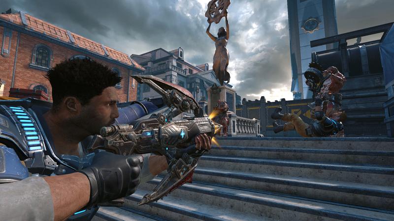 Gears of War 4 Multiplayer Preview Screenshot 6