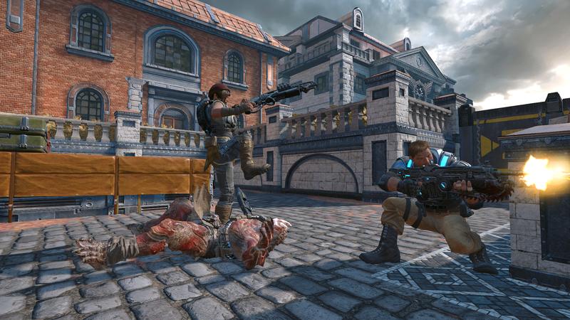 Gears of War 4 Multiplayer Preview Screenshot 7