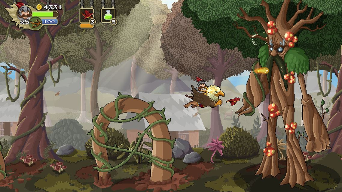 Gryphon Knight Epic Xbox One Review Screenshot 2