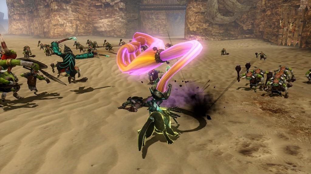 Hyrule Warriors Legends Review Screenshot 1