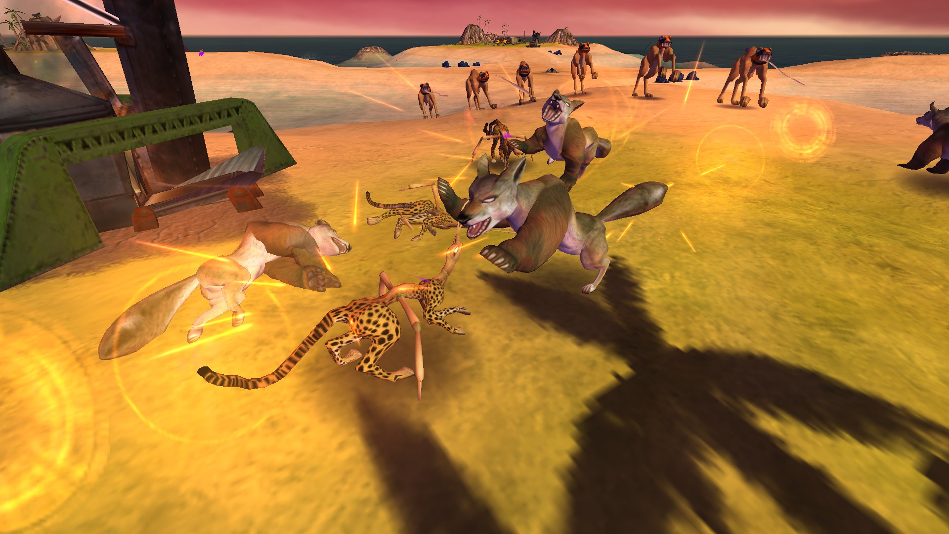 Impossible Creatures Steam Edition Review Screenshot 2
