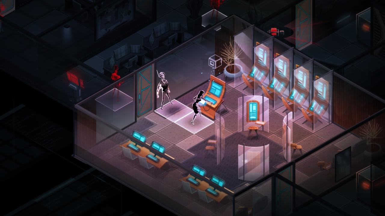 Invisible, Inc Review Screenshot 1