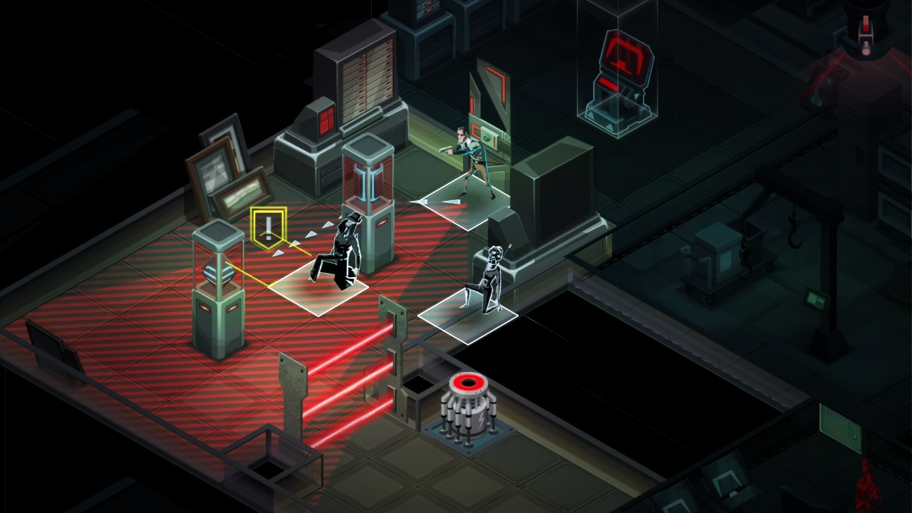 Invisible, Inc Review Screenshot 2