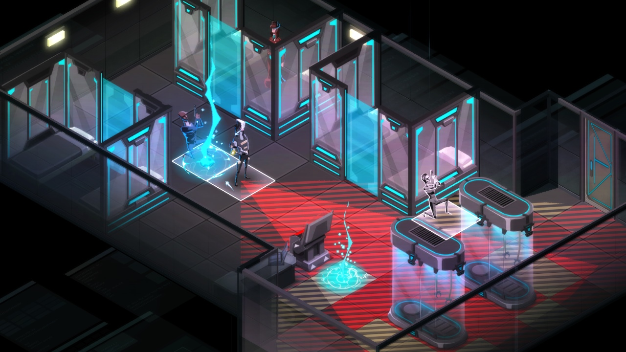 Invisible, Inc Review Screenshot 3