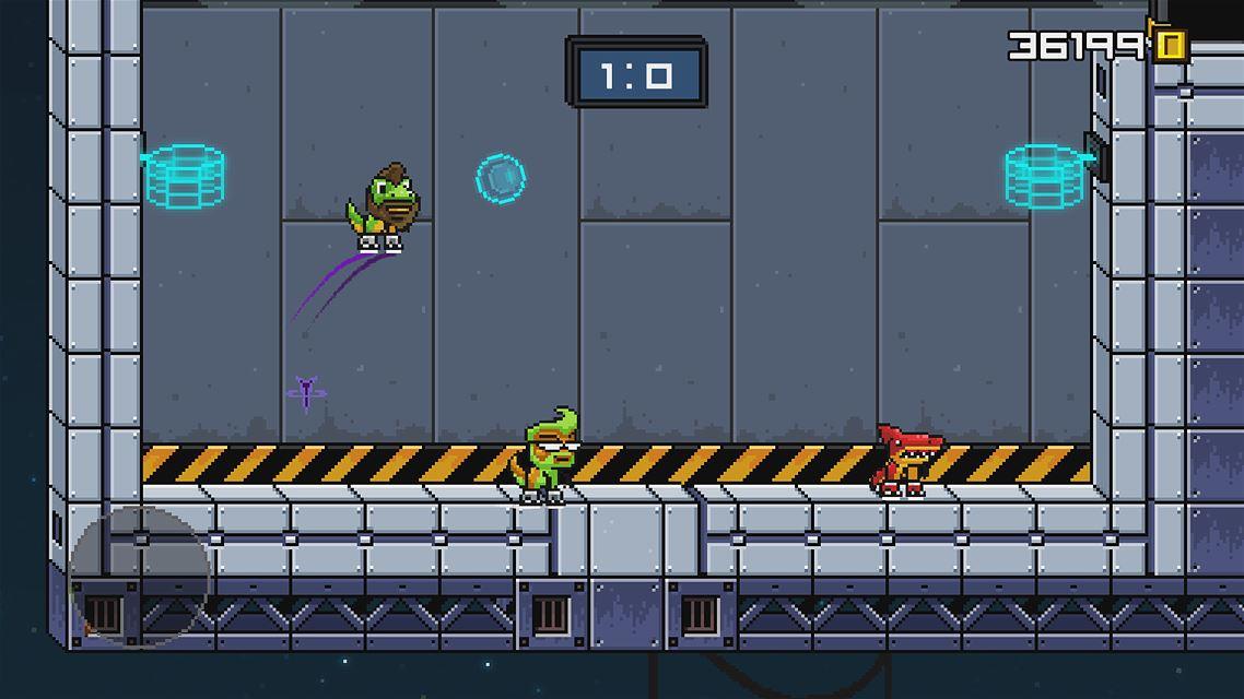 JumpJet Rex Review Screenshot 1