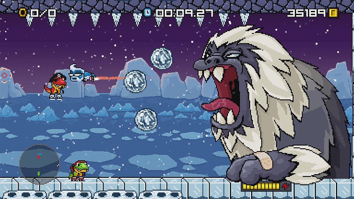 JumpJet Rex Review Screenshot 2