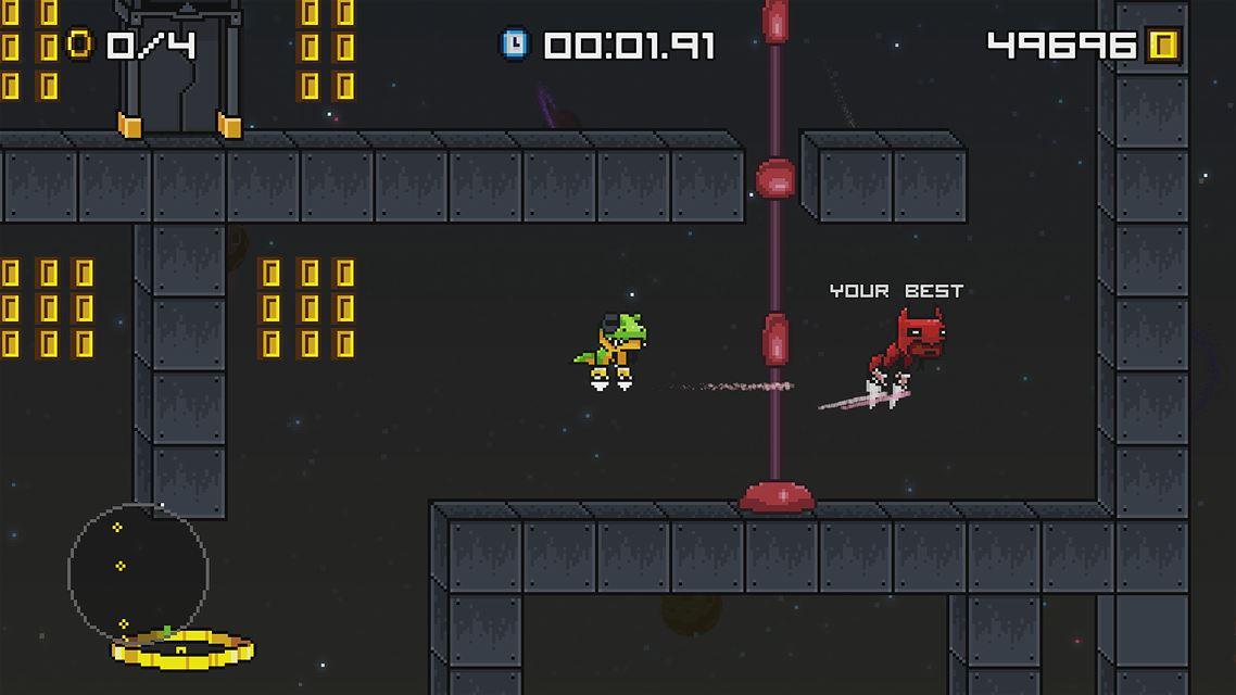 JumpJet Rex Review Screenshot 3