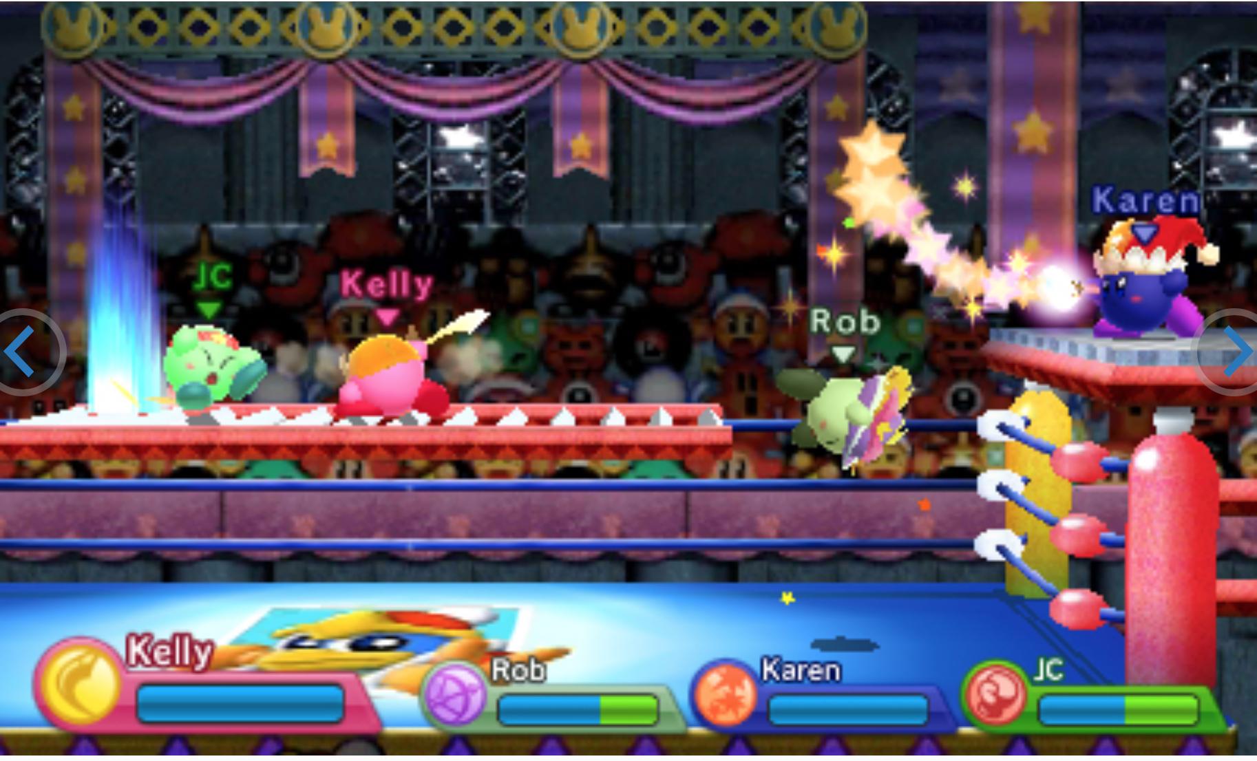 Kirby Triple Deluxe Screenshot 3
