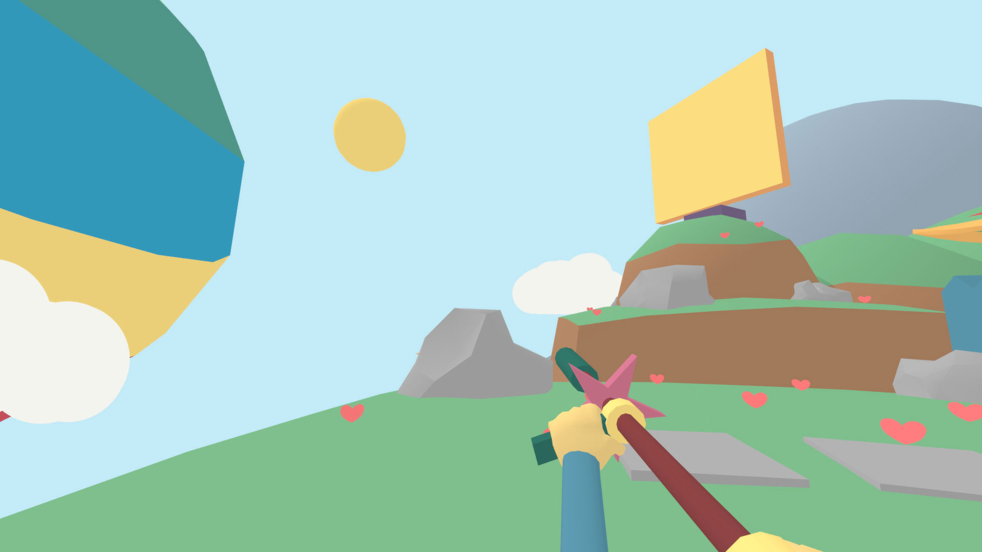 Lovely Planet Review Screenshot 1