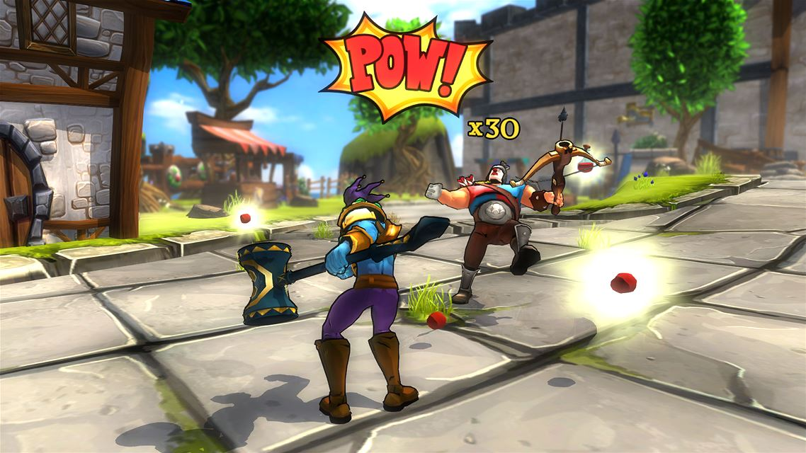 Masquerade The Baubles of Doom Xbox One Review Screenshot 1