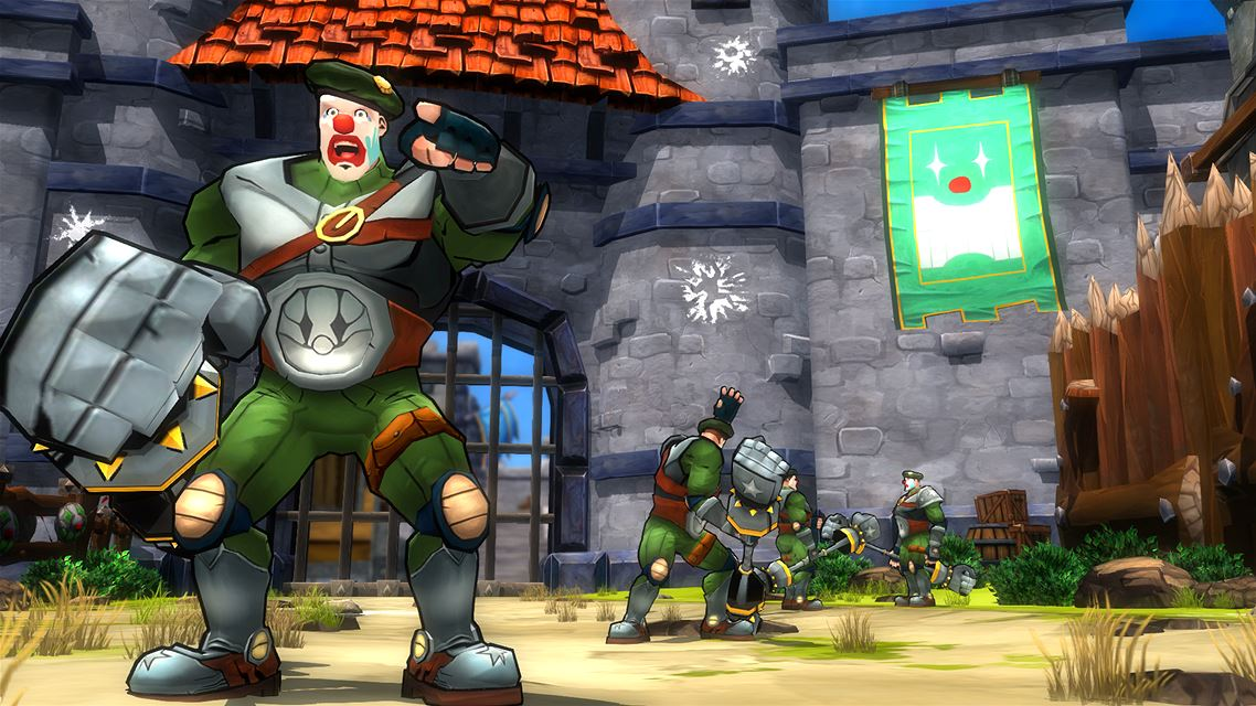 Masquerade The Baubles of Doom Xbox One Review Screenshot 2