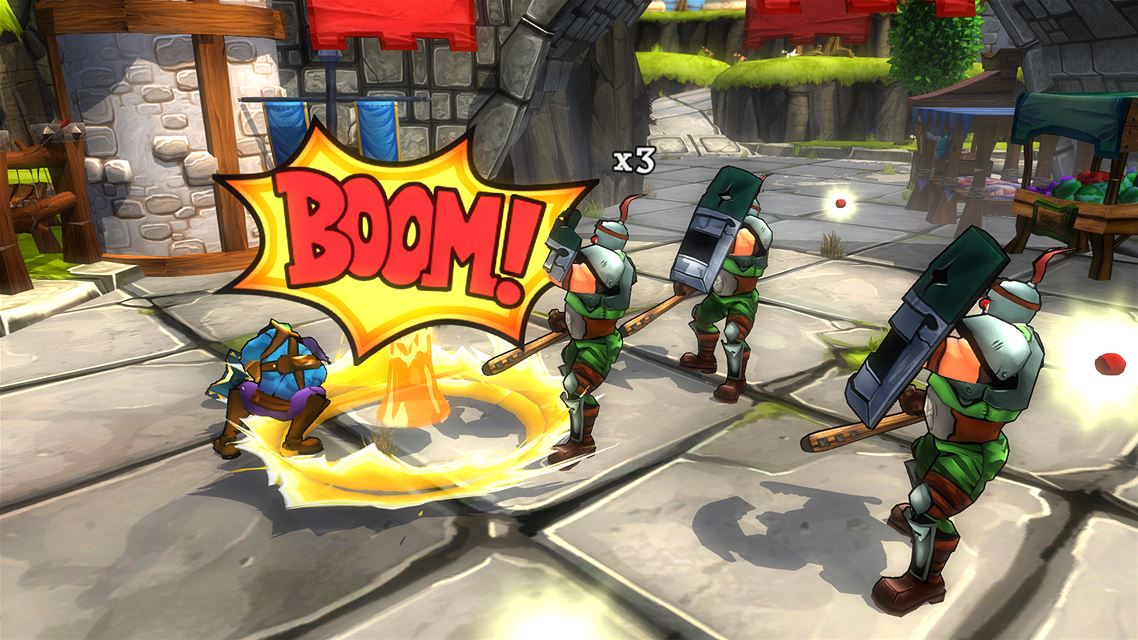 Masquerade The Baubles of Doom Xbox One Review Screenshot 3