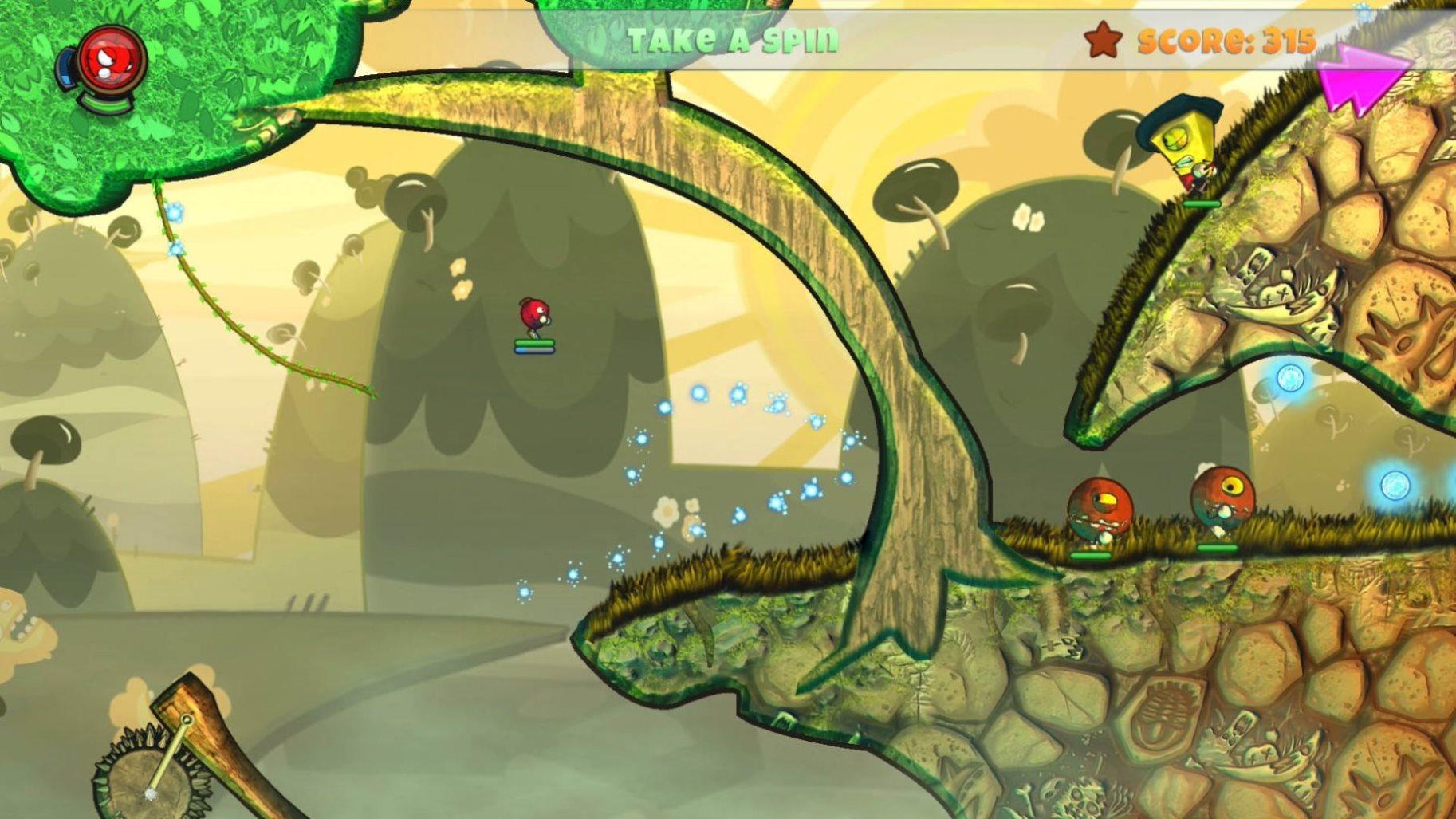 Organic Panic Review Screenshot 3