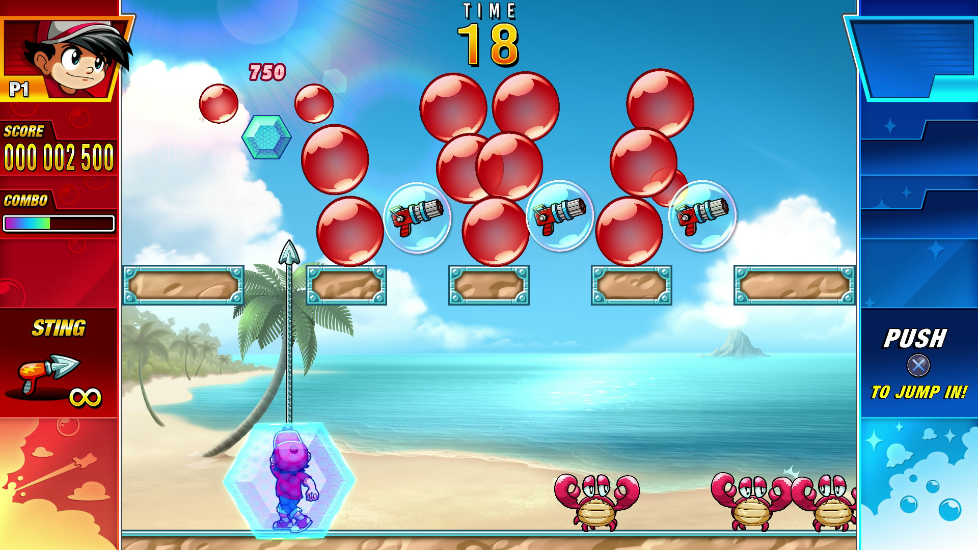 Pang Adventures PS4 Review Screenshot 1