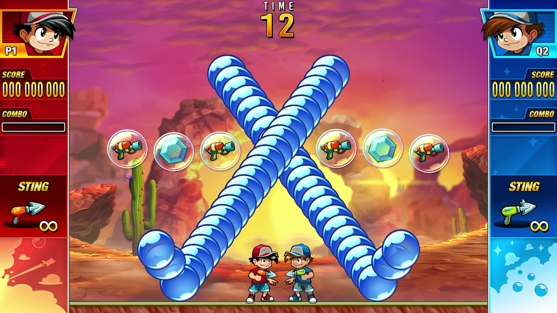 Pang Adventures PS4 Review Screenshot 3