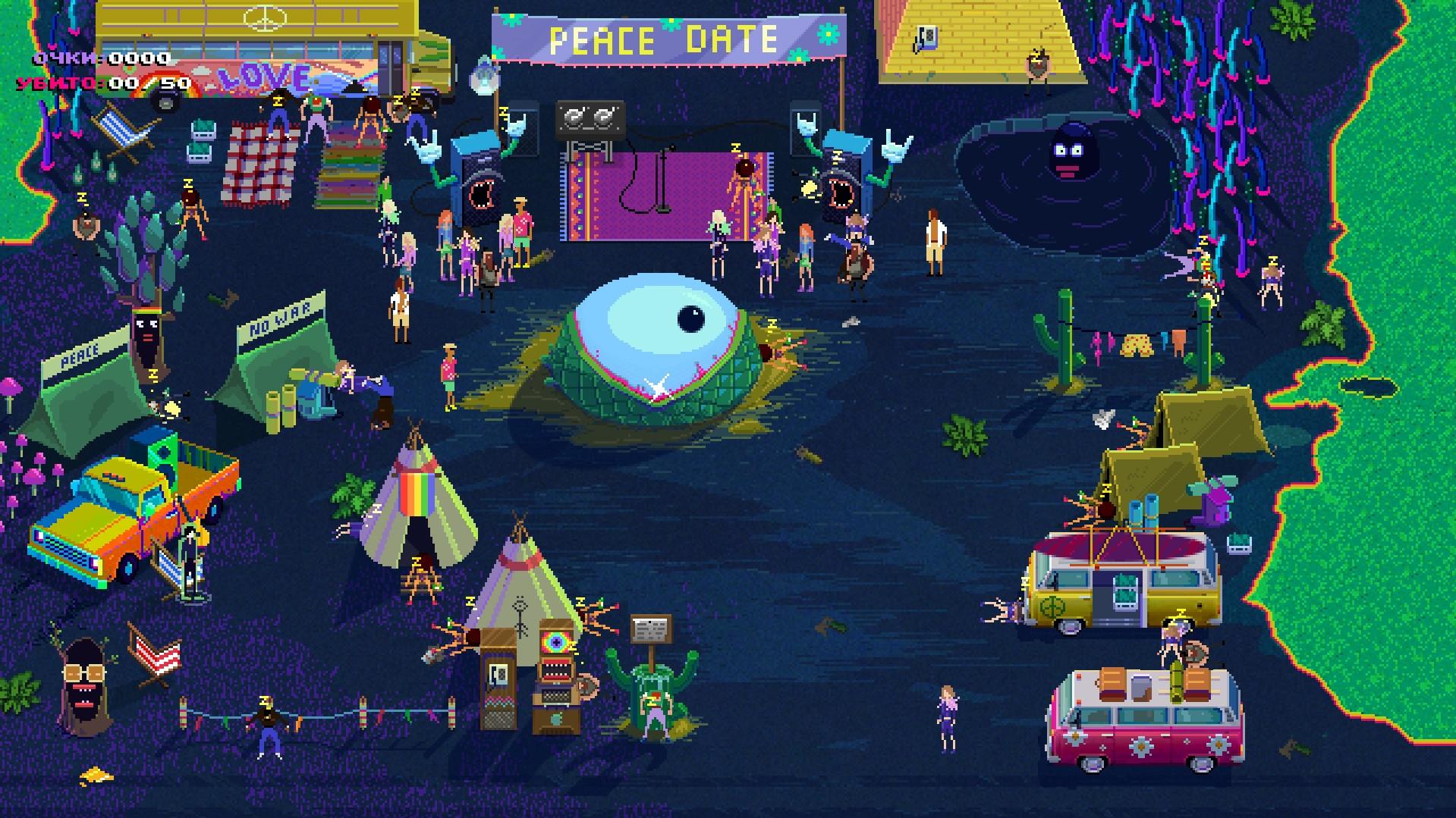 Party Hard PS4 Review Screenshot 2