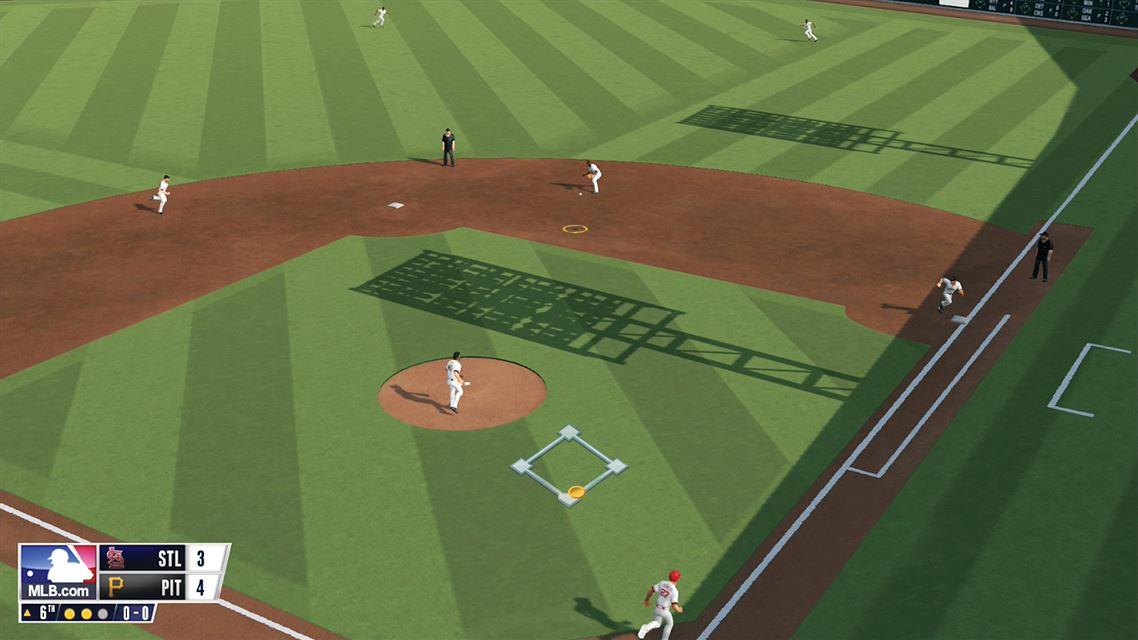 R.B.I. Baseball 16 Xbox One Review Screenshot 3