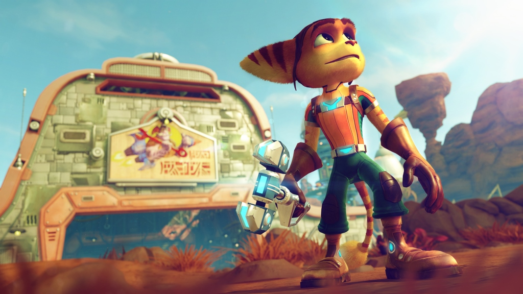 Ratchet & Clank Review Screenshot 1