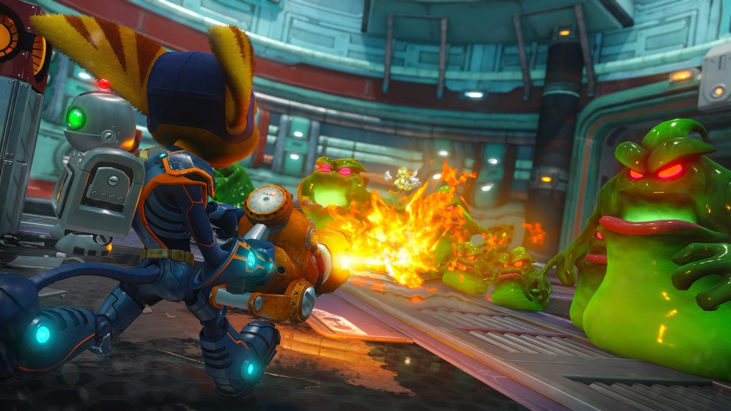 Ratchet & Clank Review Screenshot 3