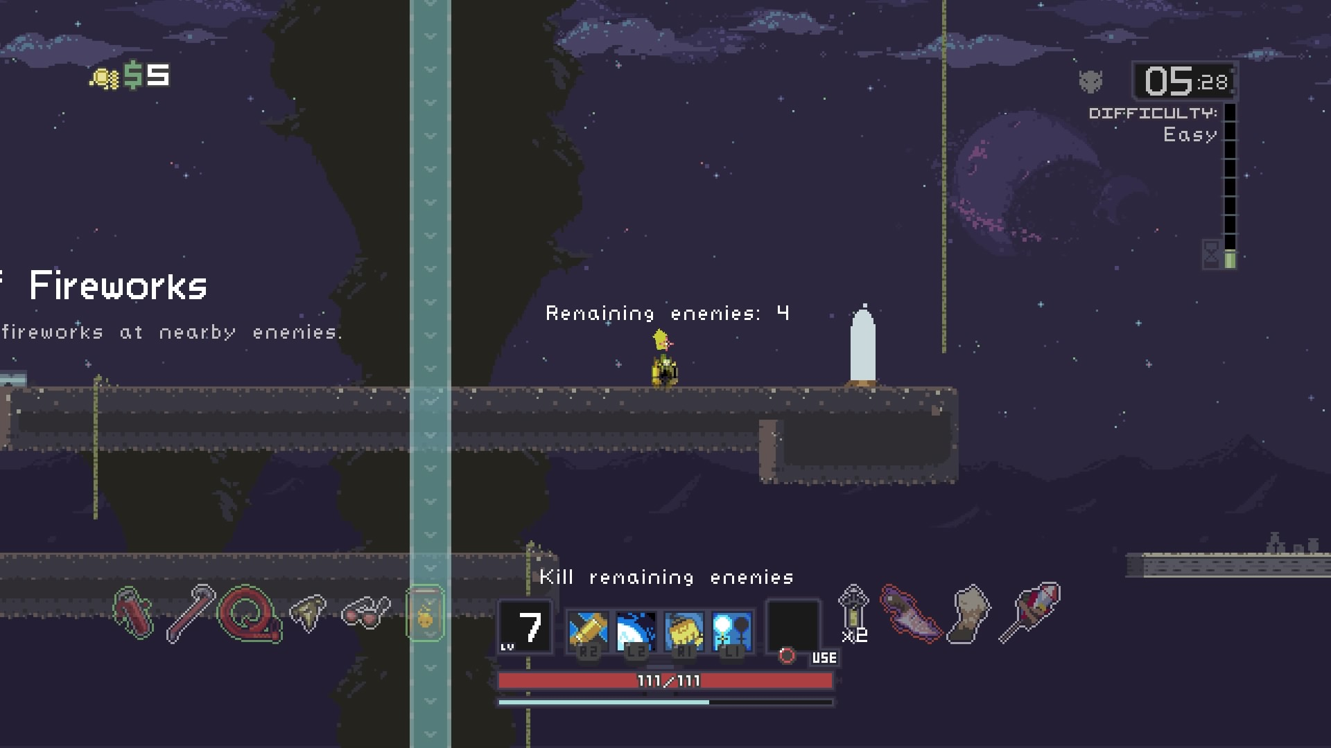 Risk of Rain PS4 Review