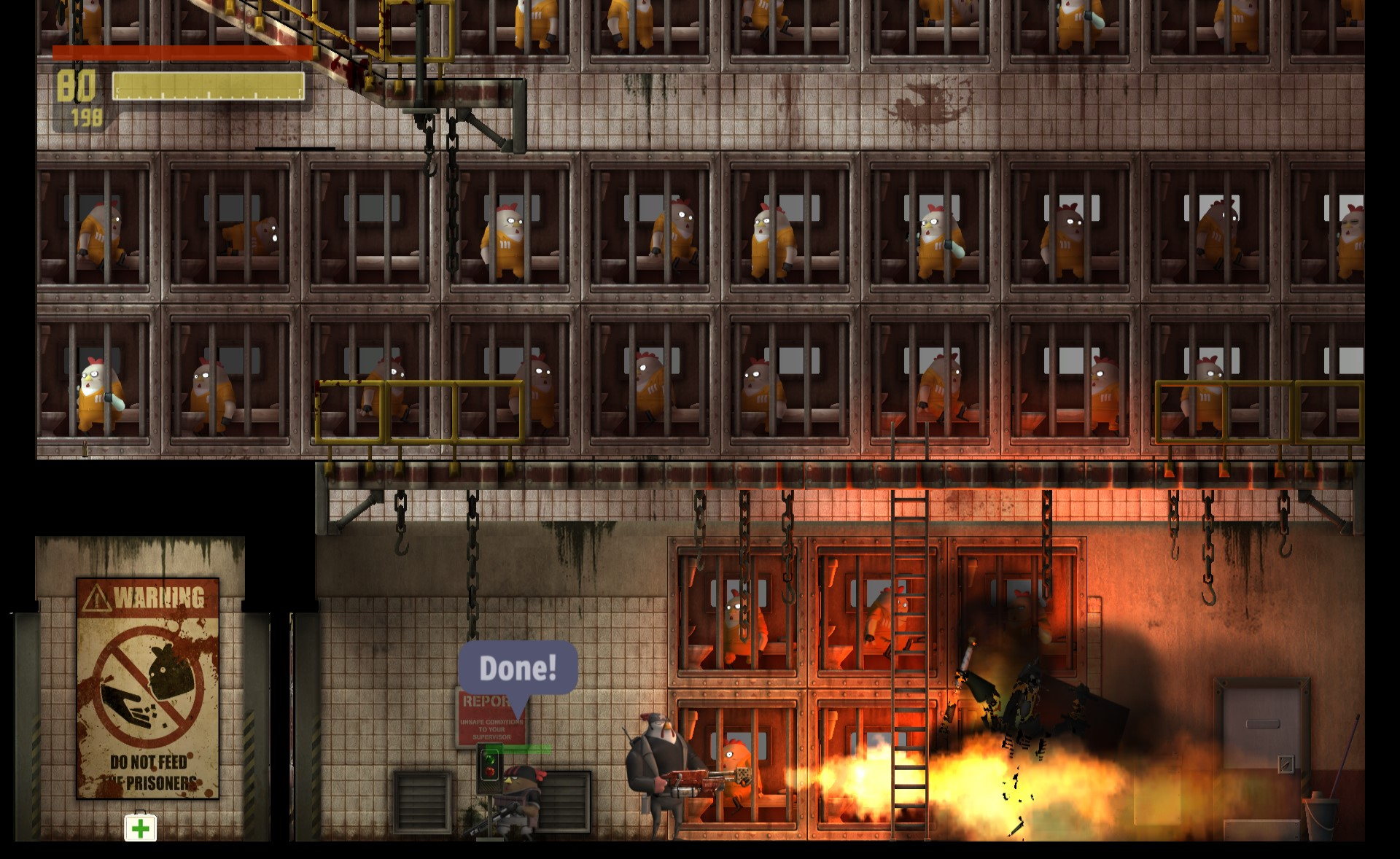 Rocketbirds 2 Evolution Review Screenshot 1