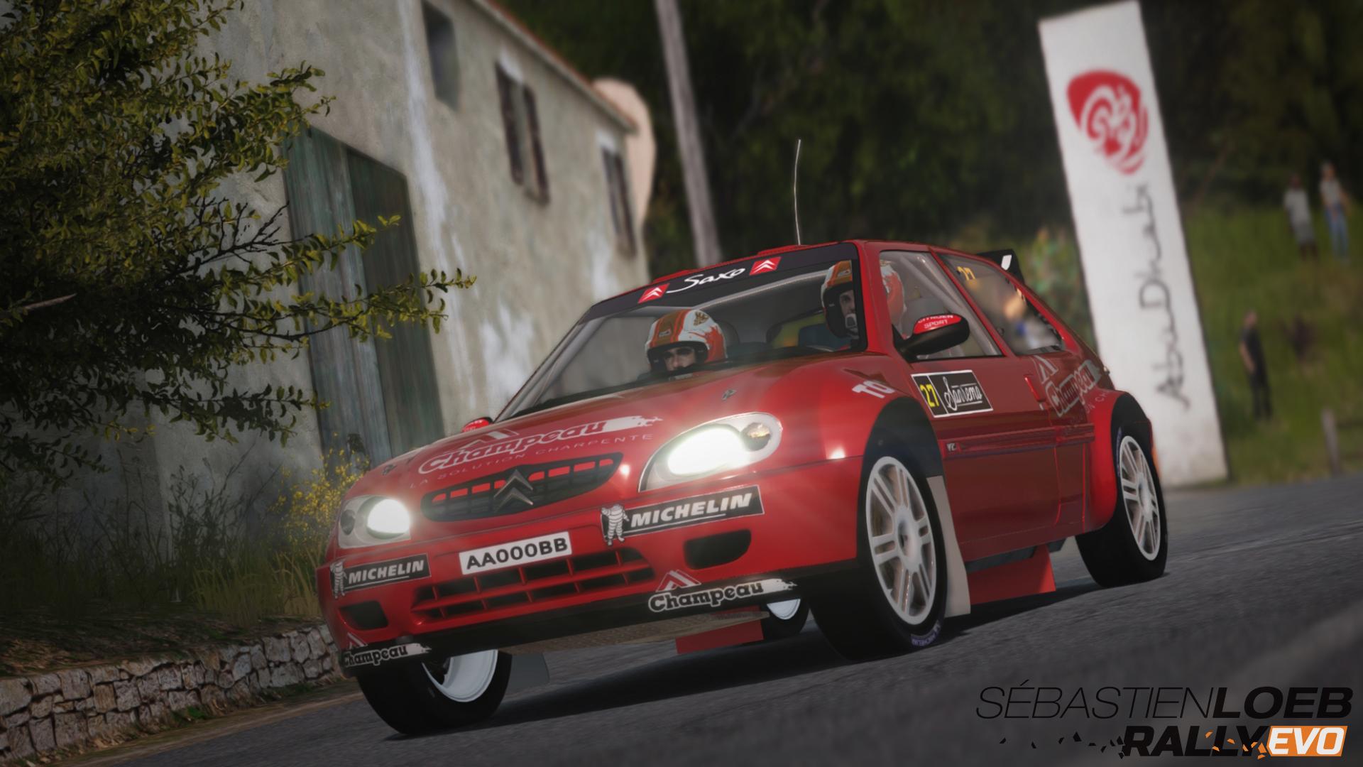 Sébastien Loeb Rally Evo Review Screenshot 1