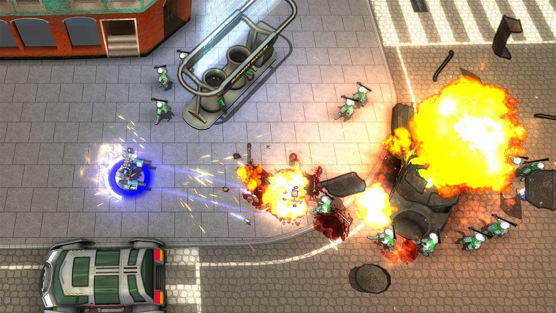 Spareware Xbox One Review Screenshot 1