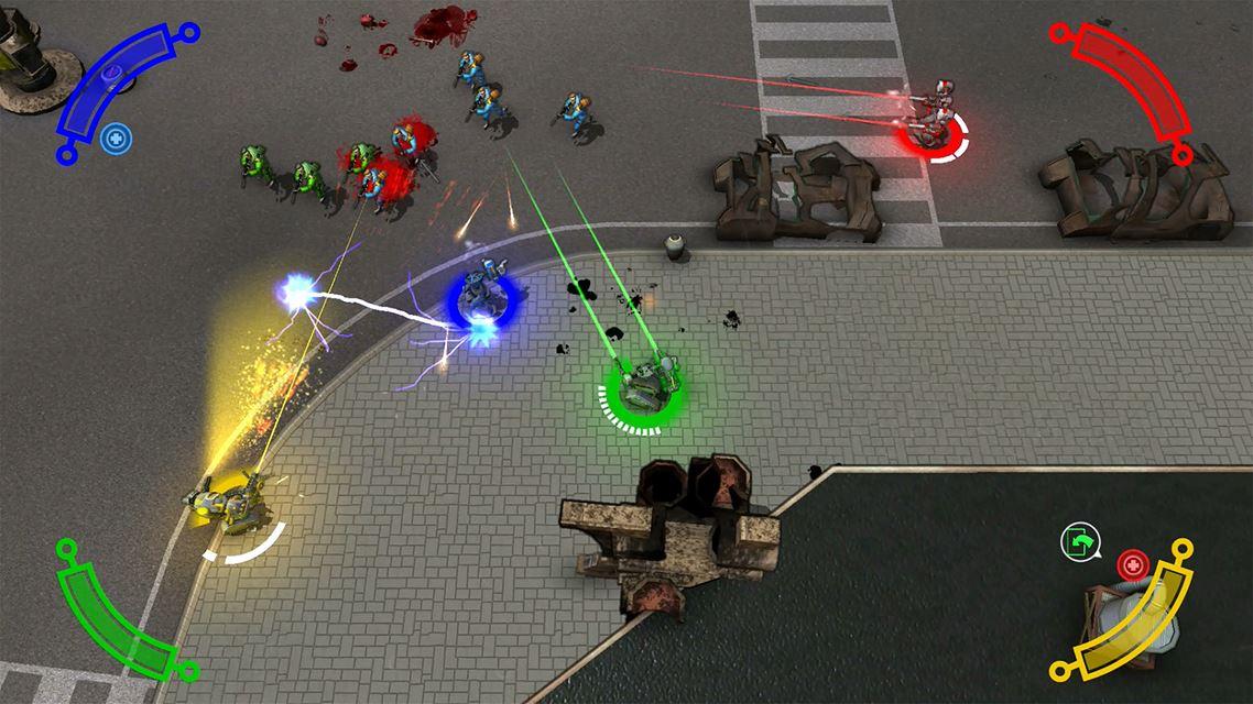 Spareware Xbox One Review Screenshot 2