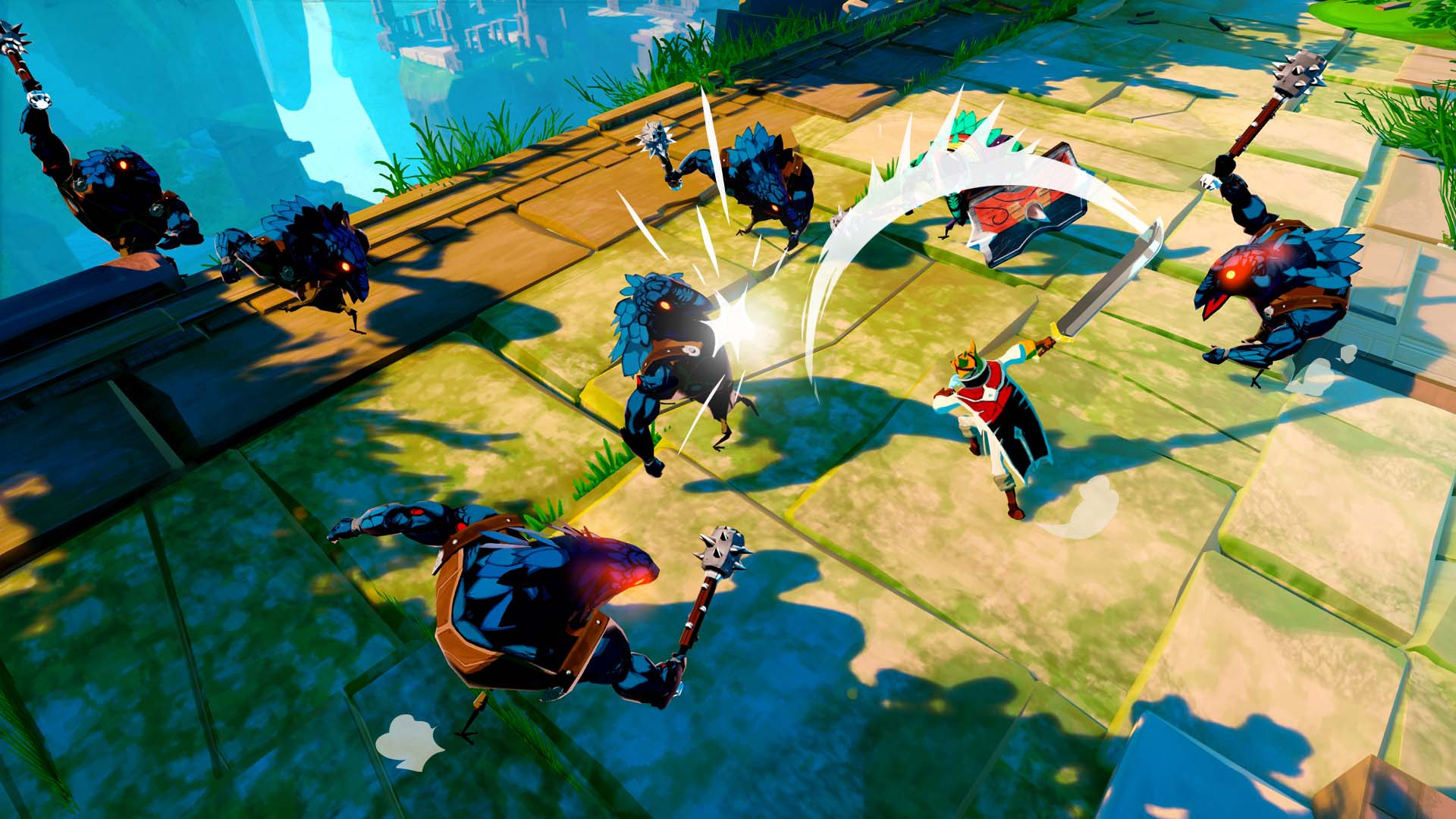 Stories The Path of Destinies Review Screenshot 1