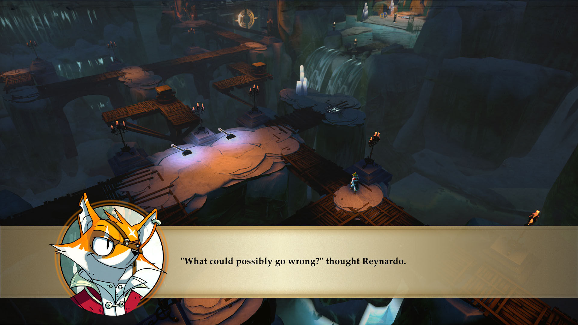 Stories The Path of Destinies Review Screenshot 2