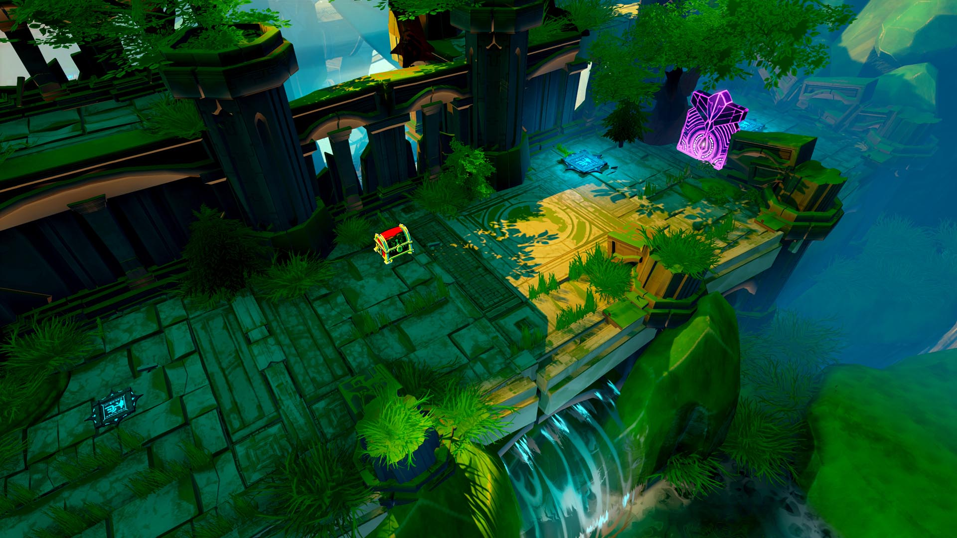 Stories The Path of Destinies Review Screenshot 3