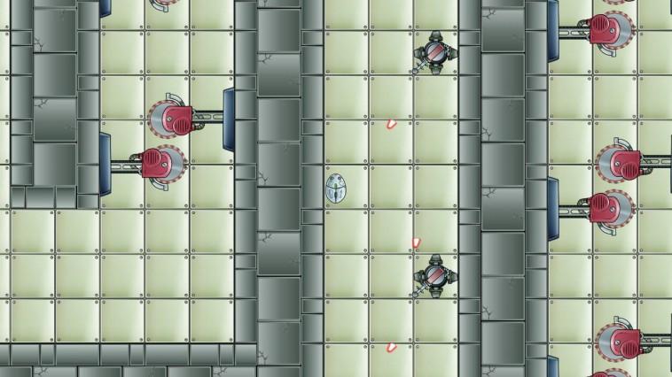 Super Robo Mouse Review Screenshot 1
