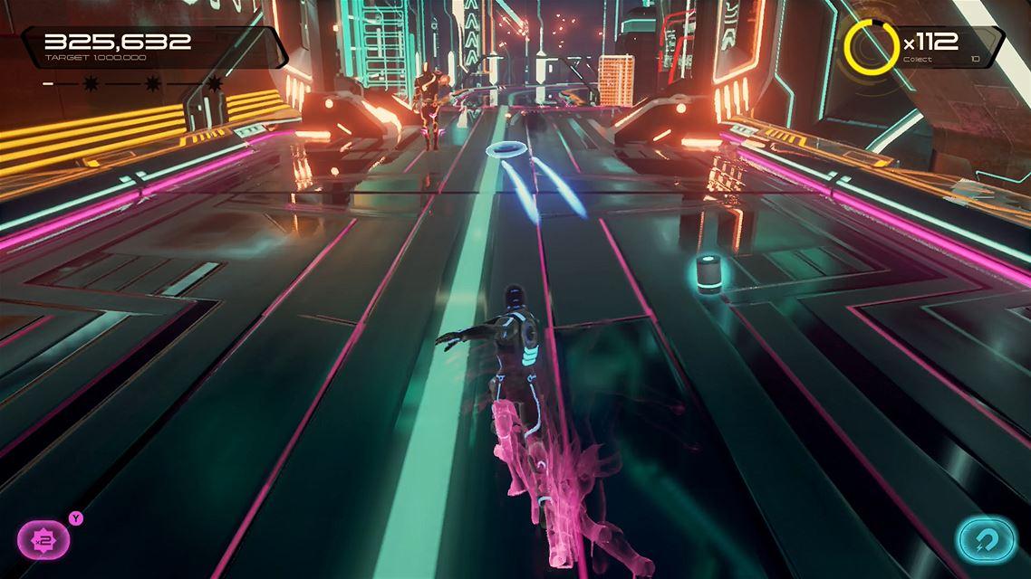 TRON RUN:r Xbox One Review Screenshot 3