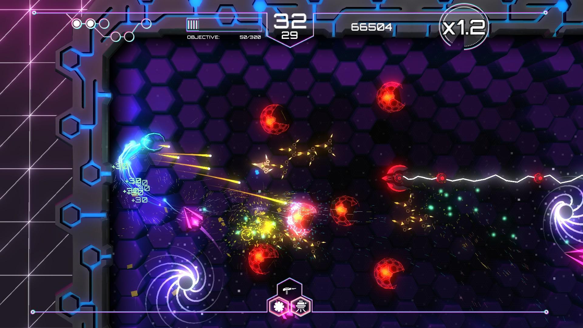 Tachyon Project PS Vita Review Screenshot 2
