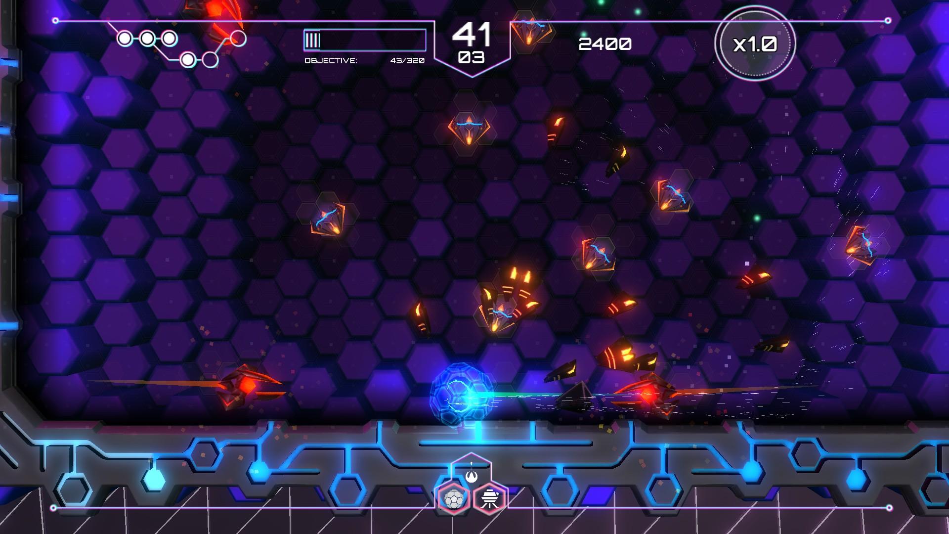 Tachyon Project PS Vita Review Screenshot 3