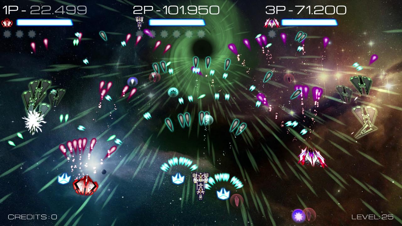 Vortex Attack Review Screenshot 2